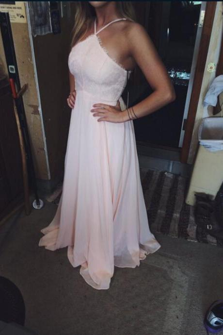 Prom Dresses,Prom Gown,Blush Pink Prom Dress, Simple Prom Dress,Prom Dress Spaghetti Straps, Prom Dress Cheap,Formal Dress,Evening Dress,Custom Plus size RT0121