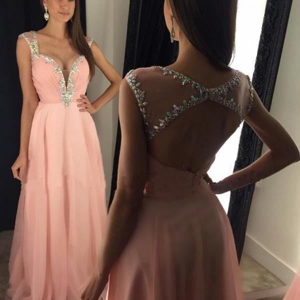 Prom Dress Pink,Long Prom Dress,Prom Dress Open Back,Prom Gown,Celibrity Dress,Cheap Prom Dress,Homecoming Dress, 8th Grade Prom Dress,Holiday Dress,Evening Dresses,Evening Dress Long,Pink Evening Dress,Formal Dress,Homecoming Dresses Navy Blue, Graduation Dress, Cocktail Dress, Party Dress