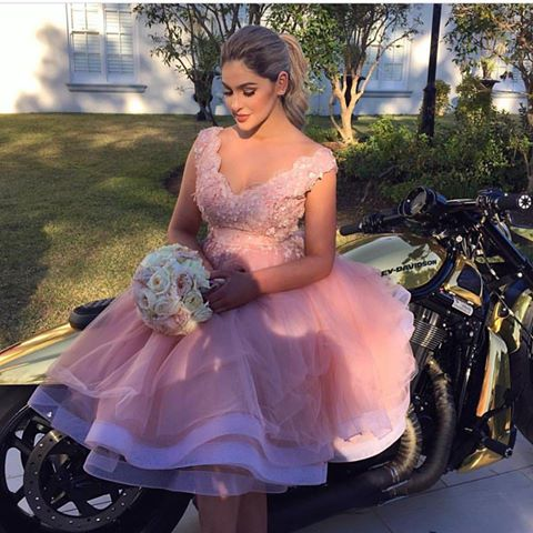 Prom Dress,Blush Pink Prom Dress,Prom Gown,Bridesmaid Dress,Short Prom Dress,Lace Prom Dress,Prom Dress Cheap,Affordable Prom Dress,Junior Prom Dress,Formal Dress,Evening Dresses,Party Dress,Custom Plus size