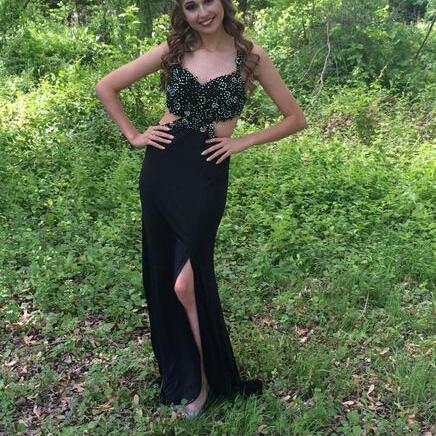 Long Sexy Black Prom Dress Gown Sexy Cheap,Evening Dress,Formal Dress,Cocktail Dress,Party Dress,Graduation Dress